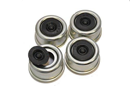 2.72  Relube Grease Dust Cap for 7,000-.8,000lb Trailer Wheel Hubs (4 pcs) DC275L-DCRP