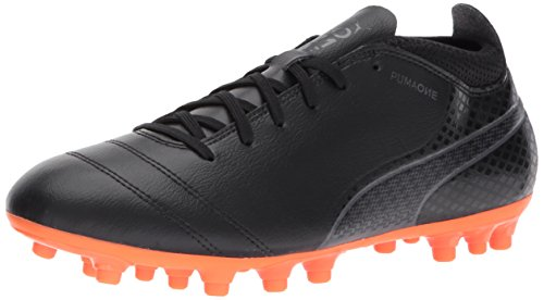 Puma One 17.4 AG - Zapatillas para Hombre, Color Negro, Talla 47 EU