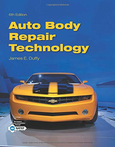 Compare Textbook Prices for Auto Body Repair Technology 6 Edition ISBN 9781133702856 by Duffy, James E.
