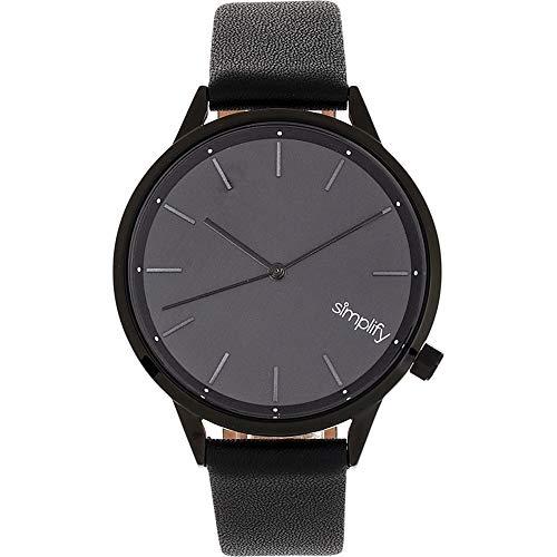 Simplify The 6700 Unisex-Armbanduhr SIM6700 Black/Black/Black Artikelnummer: SIM6707