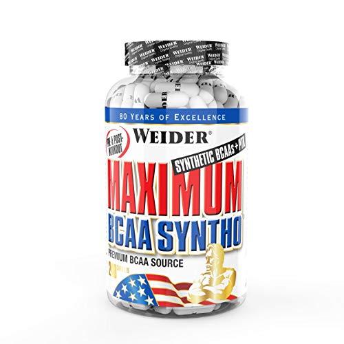 WEIDER Maximum BCAA Syntho Aminosäuren für...