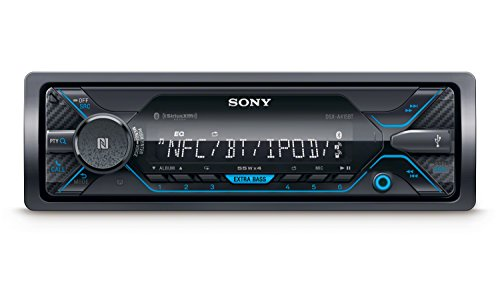 Sony DSXA415BT Digital Media Receiver with Bluetooth & Satellite Radio