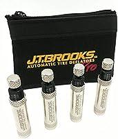 J.T.Brooks Automatic Tire Deflator Pro, ATDP4, H20 x W1 x D15 cm