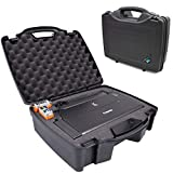 CASEMATIX Printer Travel Case Compatible with Canon PIXMA TR150 iP110 Wireless...