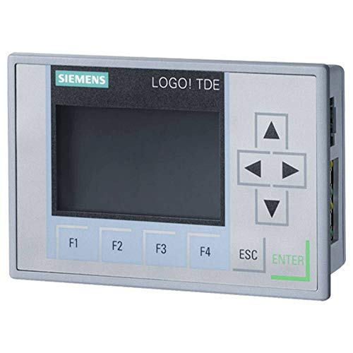 Siemens 6ED1055-4MH08-0BA0 6ED1055-4MH08-0BA0 SPS-Displayerweiterung 12 V/DC, 24 V/DC, 24 V/AC