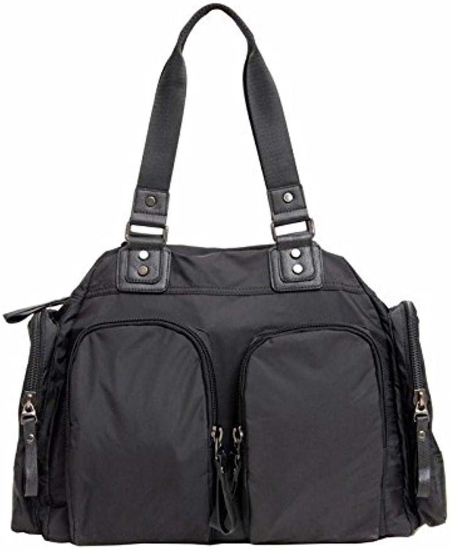 EWULIN Kurzstreckenreisetasche Koreanische Version Version Version der Nylontasche Wasserdichte große Tasche beiläufige große Tasche große Kapazität einzelne Umhängetasche B07QCWN12K  Markenschmaus dda62f