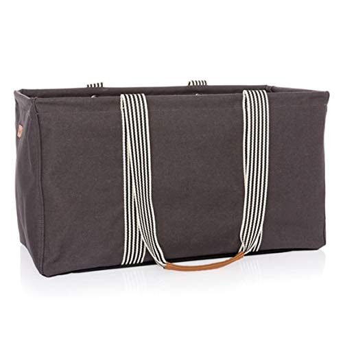 Thirty One Large Utility Tote Ltd. - 9121 - In City Charcoal