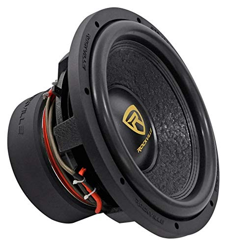 Rockville W12K9D2 12' 4000w Peak Car Audio Subwoofer Dual 2-Ohm Sub 1000w RMS CEA Rated