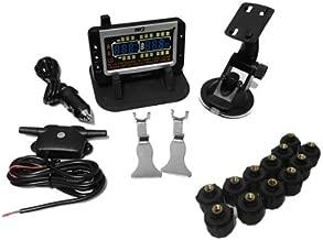 TST TST-507-RV-12-C Cap Sensor Tire Pressure Monitoring System - Color - 12 Pack