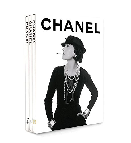 Chanel. Set of 3 (Memoire)