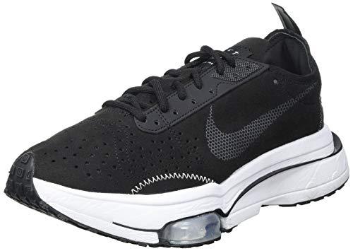 Nike Men's Air Zoom-Type Running Shoe, Black Anthracite White Pure Platinum, 10