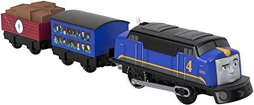 Thomas & Friends GHK78 Thomas and Friends Fisher-Price Trackmaster Gustavo
