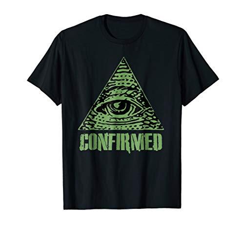Illuminati Confirmed Funny Truth Internet Dank Meme Shirt
