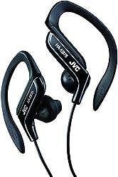 JVC HA-EB75-B-E Ear-Clip Stereokopfhörer (105 dB, 200 mW) schwarz