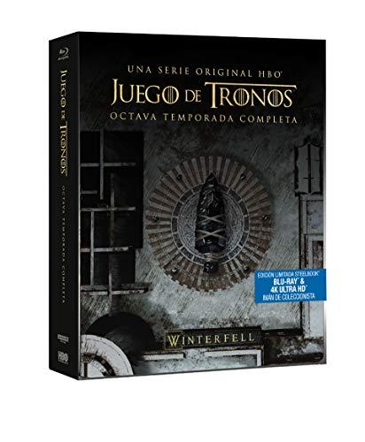 Juego de Tronos - Temporada 8 Edición Steelbook [Blu-ray]