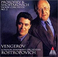 プロコフィエフ:ヴァイオリン協奏曲第2番