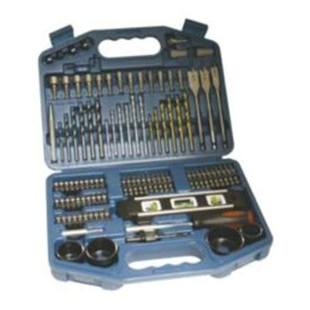 繁雑密輸行き当たりばったりMakita p-67832 101 Piece accessory kit in plastic case Impact Drill Driver Bit Set by Makita
