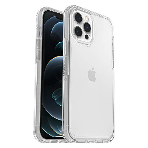 OtterBox SYMMETRY CLEAR SERIES Case for iPhone 12 Pro Max - CLEAR