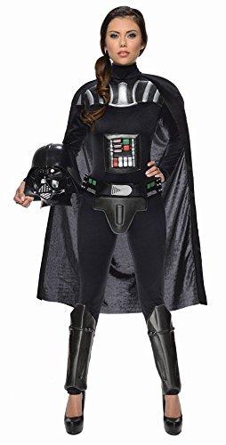 Star Wars Damen Kostüm Darth Vader Female Karneval Fasching Gr.S