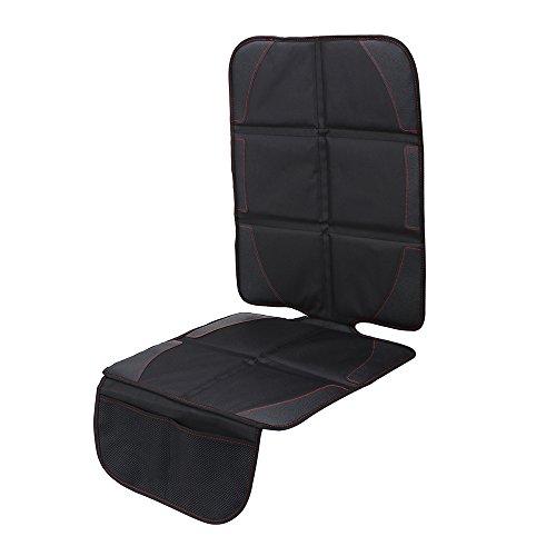 Protège-siège de voiture Protège-siège arrière de voiture pour sièges d'auto pour enfant et bébé et tapis pour chien - Protège la sellerie de véhicule automobile ou les sièges en cuir de la poussière et des chaussures sales