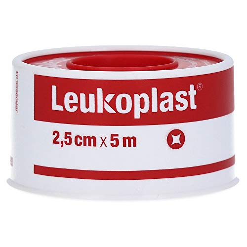 BSN medical Leukoplast 01522-00 Pflaster Gaffer 5 m x 2.50 cm
