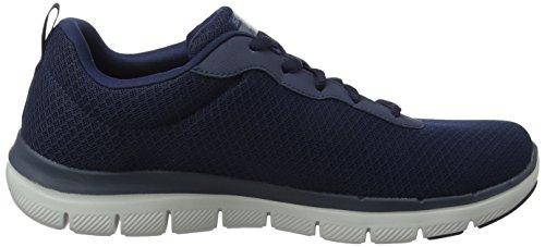 Skechers Flex Advantage 2.0-Dayshow Sneaker, Blau - 6