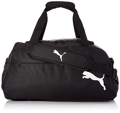PUMA teamFINAL 21 Teambag S Bolsa Deporte, Unisex-Adult, Black, OSFA
