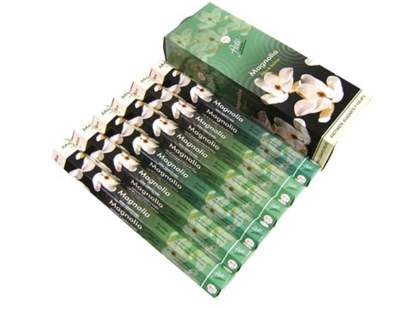 脱臼するクリックオリエントFLUTE(フルート) マグノリア香 スティック MAGNOLIA 6箱セット