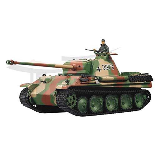 Heng Long RC Panzer PANTHER Ausf. G Schußfunktion Tarnfarben