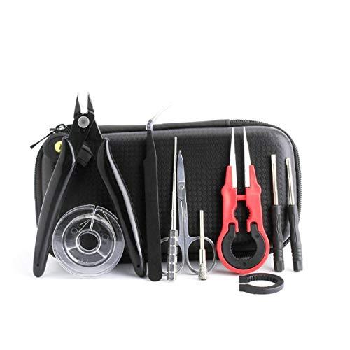 E-Zigaretten-bausätzen Vape Jig-Werkzeuge E Zigarette Coil DIY Zusatz Tragbare Coil Winding Set