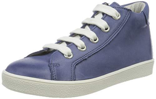 Däumling Mädchen Fuki Hohe Sneaker, Blau (Seta Jeans 42), 31 EU