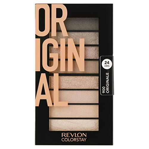 Revlon Colorstay Looks Book Lidschatten-Palette, Nr. 900 Original
