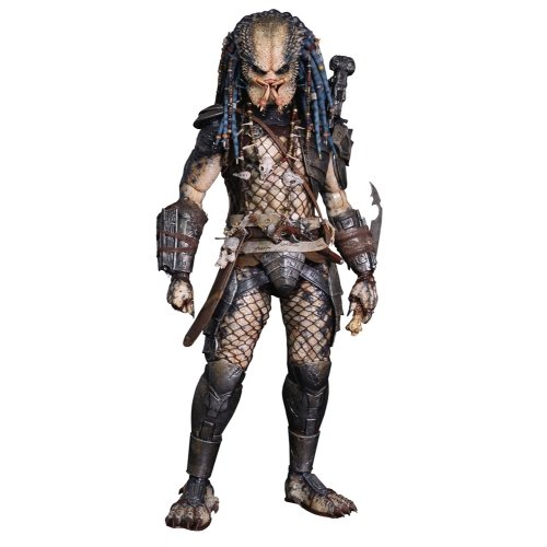 Hot Toys Movie Masterpiece Predator 2 Elder Predator 1/6 Figure