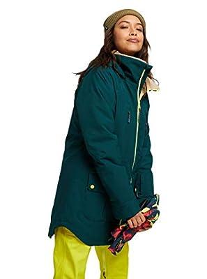 Burton Womens Prowess Jacket, Ponderosa Pine, Medium