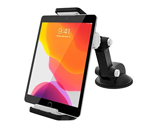 Soporte Tablet Coche salpicadero Ventosa 360º valido para Tablets pc de 5 a 13' Soporte Tablet para Coche