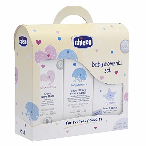 Chicco Cofanetto Trial Baby Moments 3-10 Gr