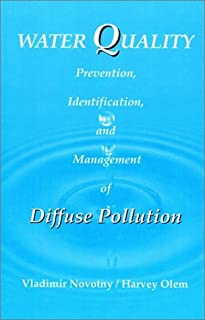 Water Quality: Prevention, Identification, and Management of Diffuse Pollution