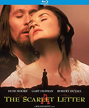 The Scarlet Letter  Special Edition  [Blu-ray]