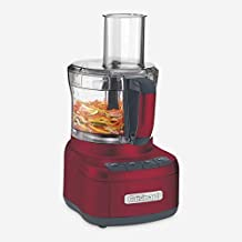 Food Processor - 8 cup - Satin Red