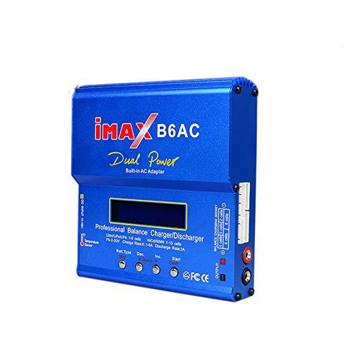iMAX B6AC V2 AC / DC Professioneller LiPo-Akku-Lade- / Entlader mit Zwei Leistungsstufen