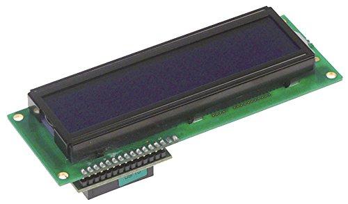 San Remo pantalla para cafetera ancho 36mm Longitud 106mm