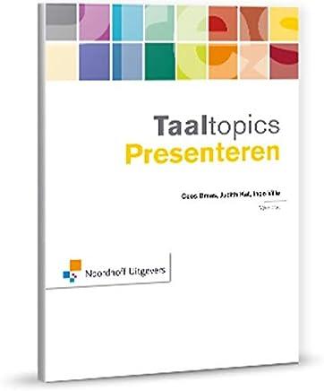 Taaltopics Presenteren