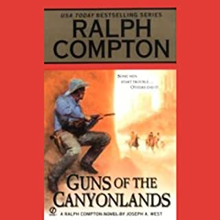 Guns of the Canyonlands cover art