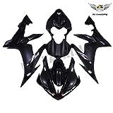 NT FAIRING carenado Kit para Yamaha 2004 2005 2006 YZF R1 YZF-R1 Lustroso Mate Negro ABS Plástico Moldeo por inyección Conjunto de carrocería de motocicleta 04 05 06