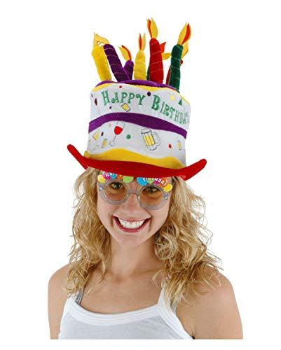 Chapeau heureux anniversaire