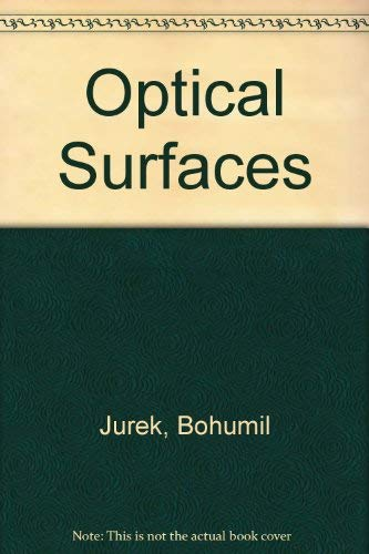 Optical surfaces: Aspherical optical systems--x-ray optics--reflecting microscopes--reflectors--measurements