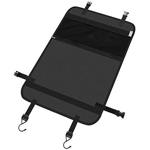 LIONSTRONG Rücksitz Organizer zum Schutz ihrer Autositze, Rückenlehnenschutz aus wasserdichtem Stoff (Einzeln)