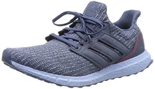 adidas Men's Ultraboost M Running Shoes, Blue (Tech Ink/Glow Blue/Scarlet Tech Ink/Glow Blue/Scarlet), 6.5 UK