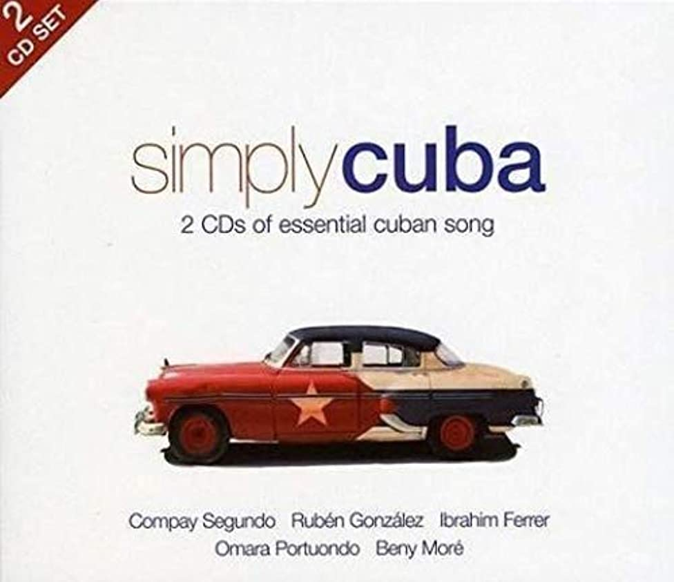 Simply Cuba New Deluxe Various