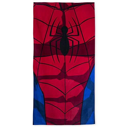 Marvel Spiderman Telo da Spiaggia–Rosso